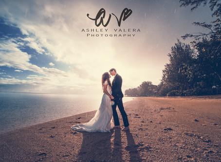 Elopement At Sunrise | Kaua'i Hawaii Wedding & Engagement Photographer, Ashley Valera.