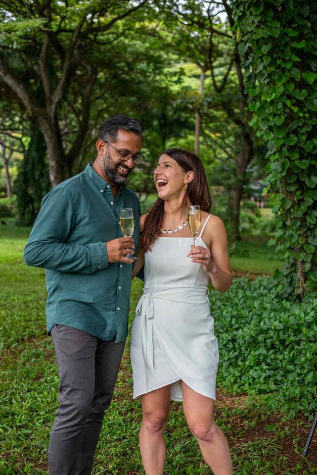 Ashley Valera Photography, Kaua'i, Hawai'i Wedding Photographer. This picture was taken at Plantation Hale Suits on Kaua'i, Hawai'i.
