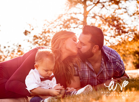Rodriquez Family Photos In Southern California | With Ashley Valera Photography
