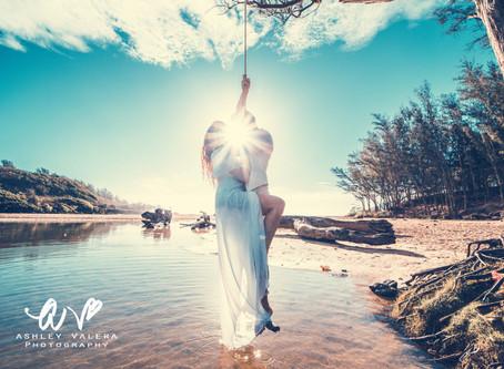 Kilauea, Kaua'i Sunrise Engagement | Hawai'i Wedding Photographer