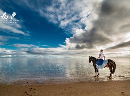 Kaua'i Sunrise Family Photoshoot | With Ashley Valera Photography