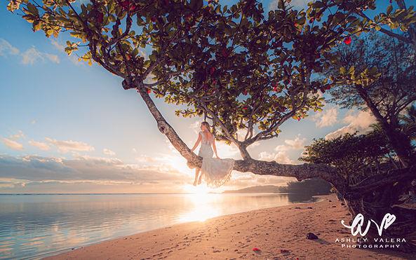 Anini Beach, North Shore Kaua'ira_Photography_Kauai_Wedding-