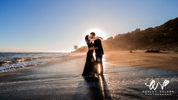 Ashley Valera Photography, Kaua'i, Hawai'i Wedding Photographer. This picture was taken in Malibu, California