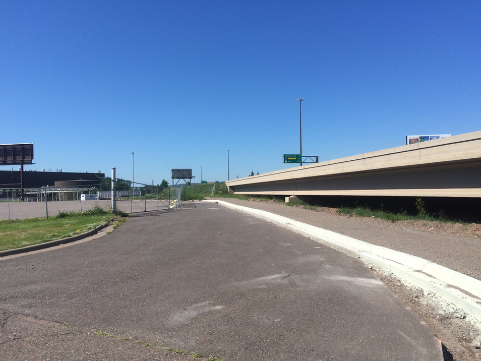 Pinch Point at I35 & Recycle Plant