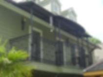 Balcony Rails & Gutters