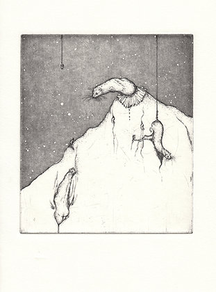 'The Hoax' | Etching