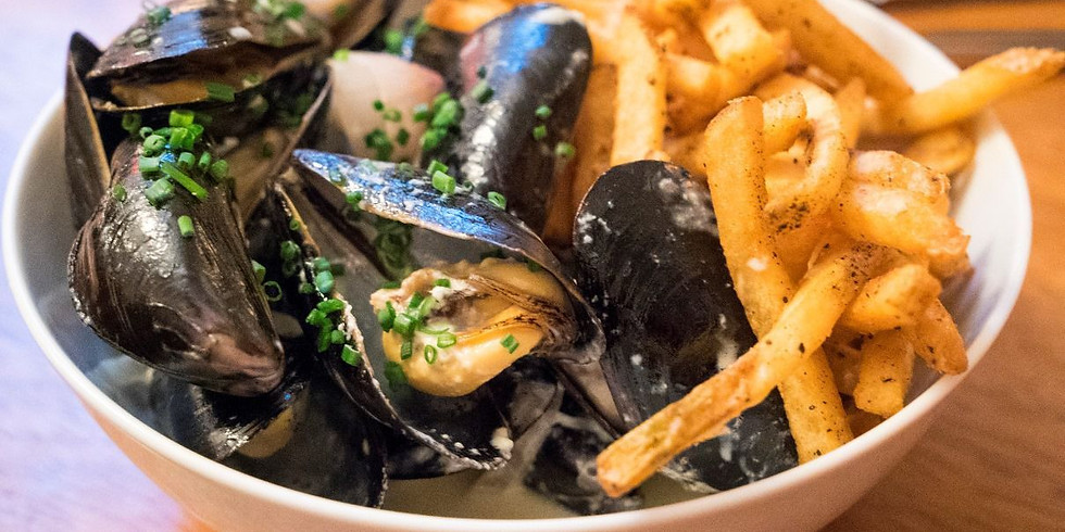 Mussels Fries