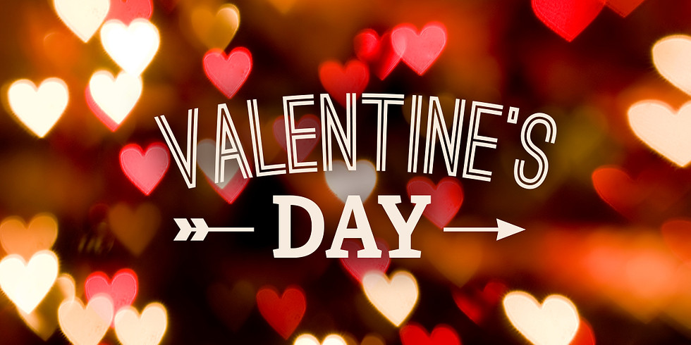 Valentine's Day Dinner (Thursday to Saturday only)