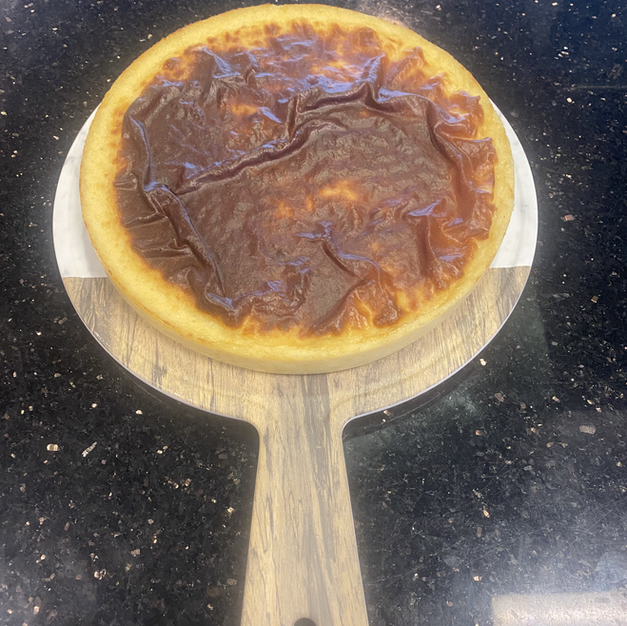 Pastry Flan