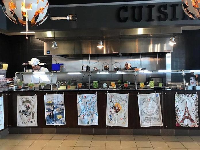 french restaurant cafe melbourne FL