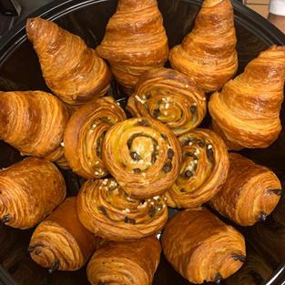 Pastries Basket