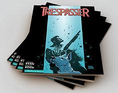 TRESPASSER - portada alternativa
