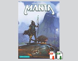 MANTA #04 - Digital PDF y CBR