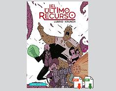 EL ÚLTIMO RECURSO - Digital PDF y CBR