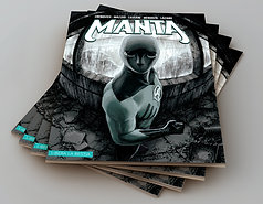 MANTA, libro 1