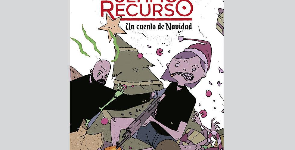 EL ÚLTIMO RECURSO 2 - Digital PDF y CBR