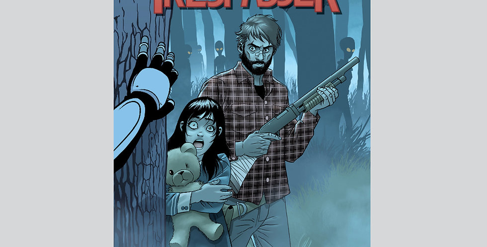 TRESPASSER - Digital PDF y CBR