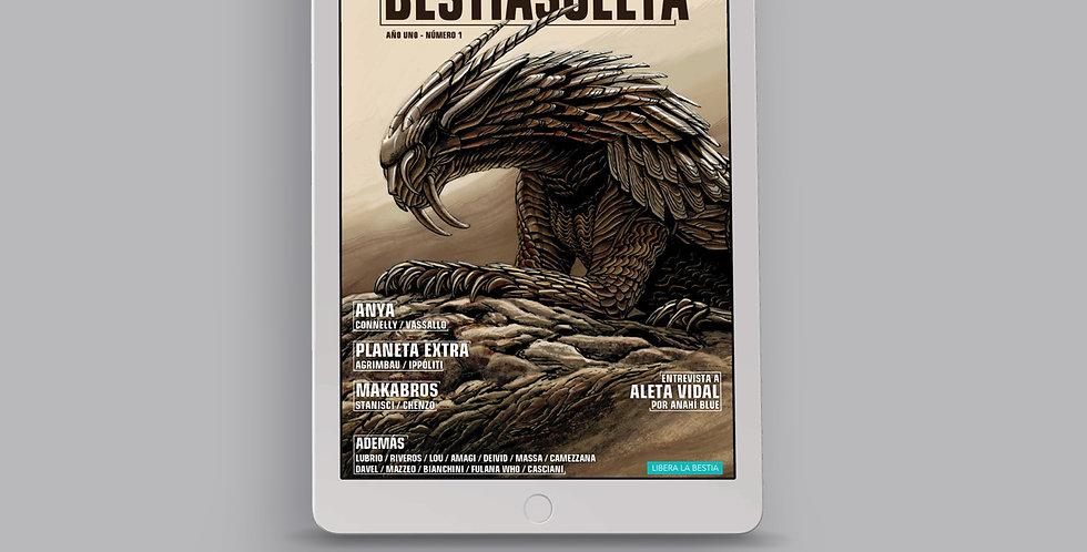 Bestia Suelta Número 01 - PDF y CBR