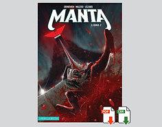 MANTA #02 - Digital PDF y CBR