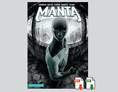 MANTA #01 - Digital PDF y CBR
