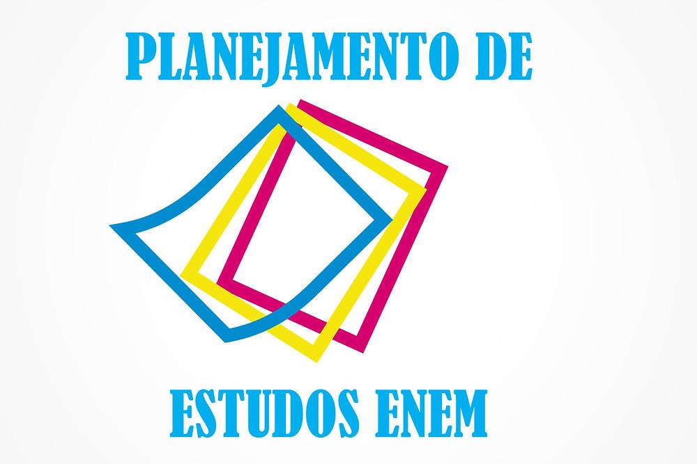 Planilha de estudos para o ENEM