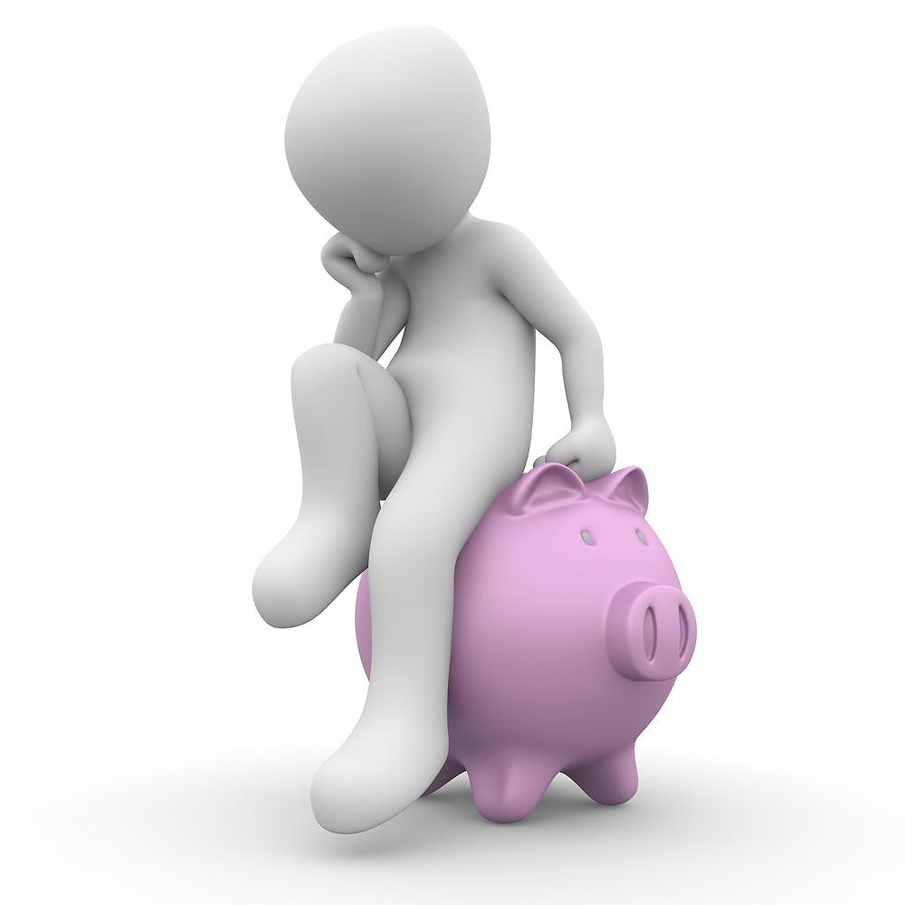 Como ganhar dinheiro com pouco dinheiro?