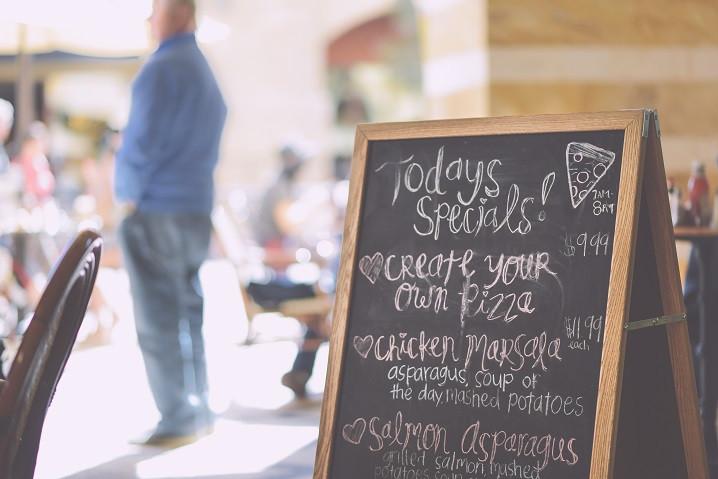 Restaurantes: Como organizar o cardápio do dia