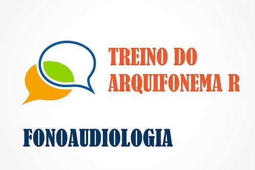 Fonoaudiologia - Treino do Arquifonema R