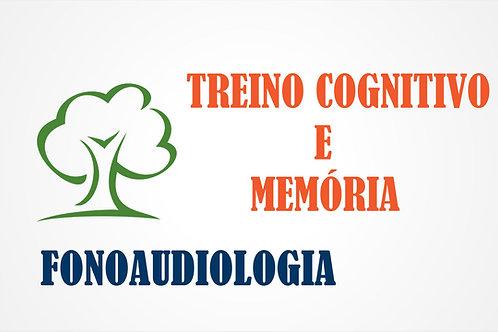 Fonoaudiologia - Treino Cognitivo e Memória