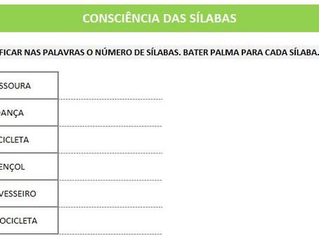 MANUAL DA PLANILHA DE FONOAUDIOLOGIA TREINO DO FONEMA S