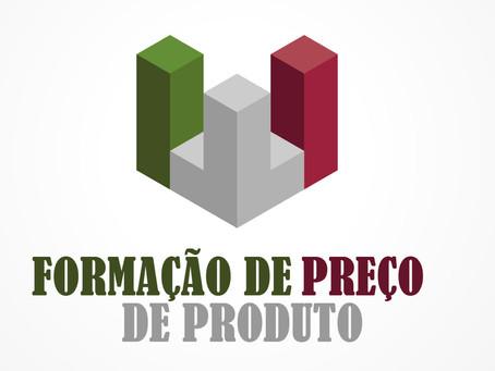 Planilha de Precificação de produtos