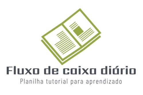 Planilha de Fluxos de caixa diário, mensal e anual