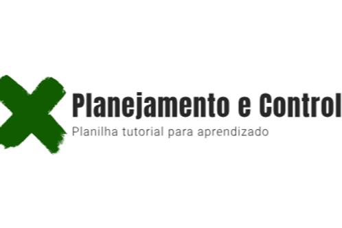 Planilha de Custos para Planejamento e Controle