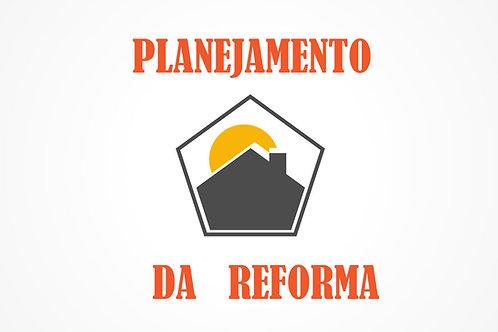 Planejamento da Reforma do Imóvel