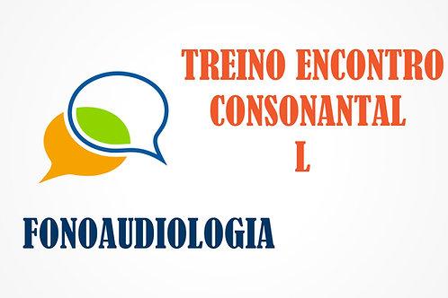 Fonoaudiologia - Treino do Encontro Consonantal L