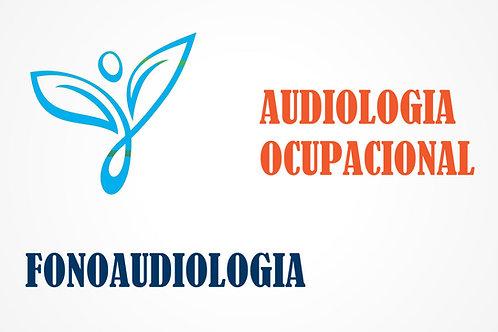 Fonoaudiologia - Exames de Audiologia Ocupacional