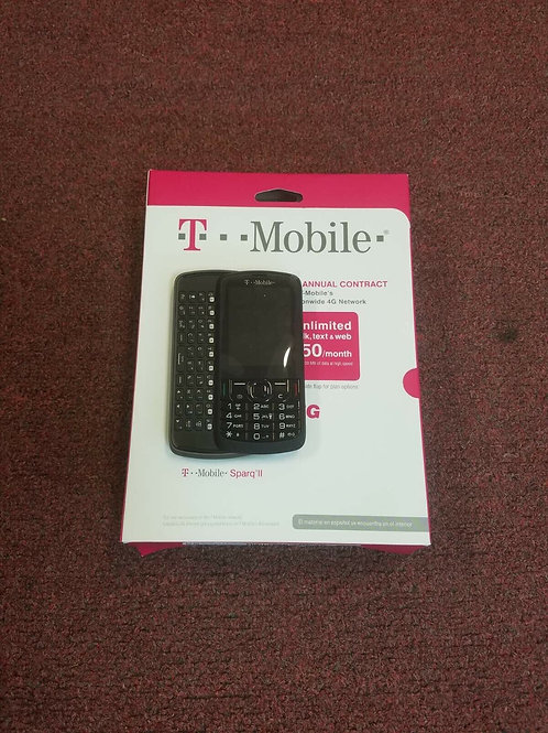 T-Mobile Sparq II 3G Phone