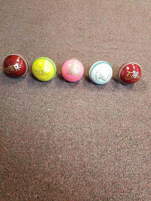 Malik Leather Hard Ball