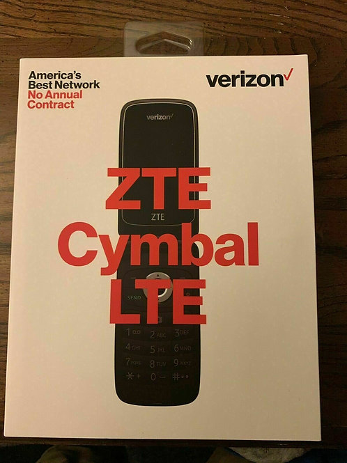 Verizon ZTE 233 Prepaid and Postpaid 4G Phone