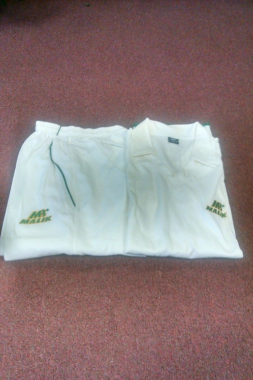 Malik Cricket Uniform