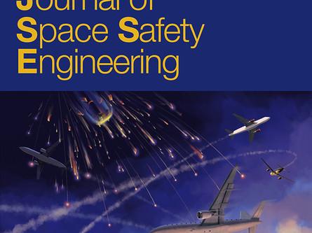【論文発表】湊宣明教授の査読付き論文が「Journal of Space Safety Engineering」に掲載されました。