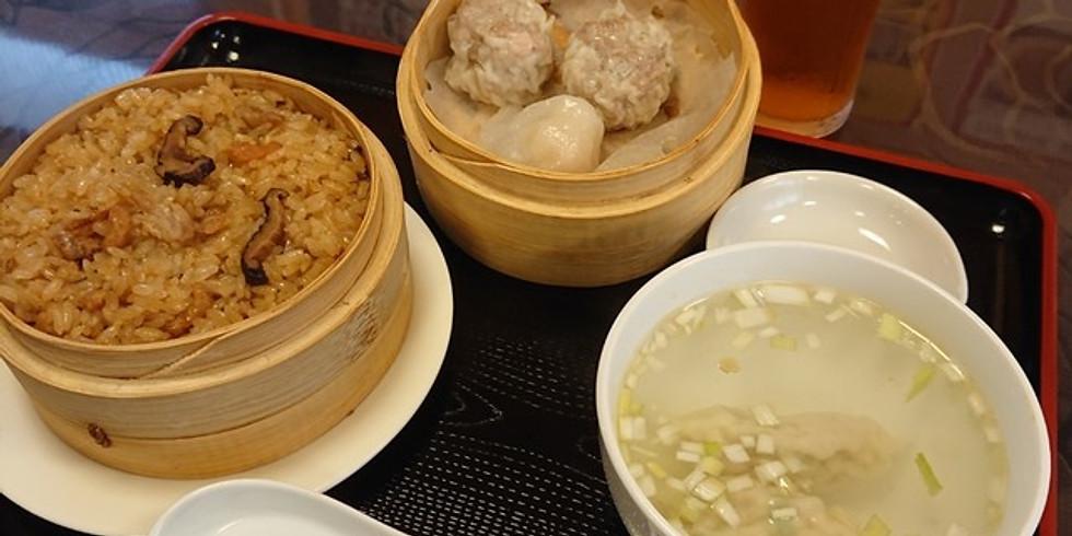 本物の台湾料理を食べながら台湾論とグアム論と知覧論を語る【出来事】