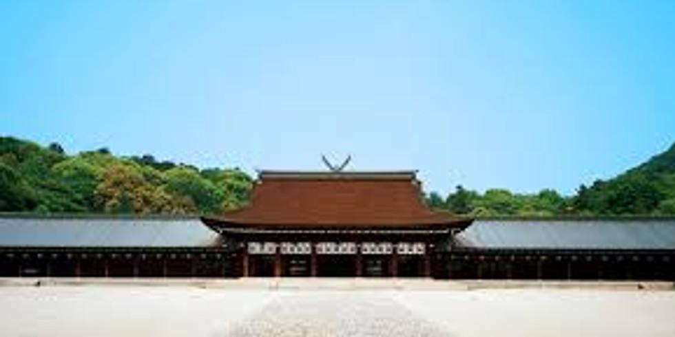 10/17 橿原神宮&神武天皇を若者に伝える会