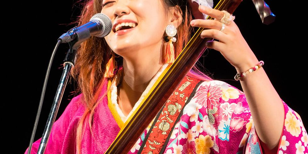 4/17 JAPAN expo総なめの三味線アーティストなつみゆずが日本凱旋