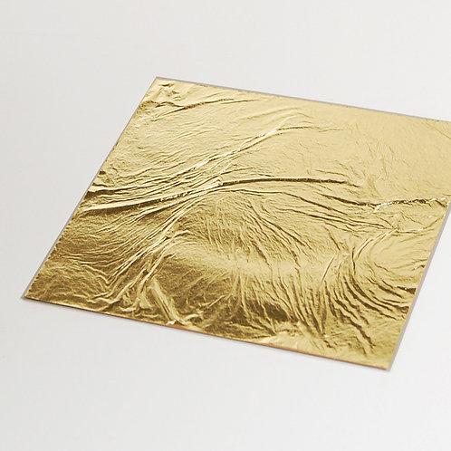 Gold leaf 10*10cm