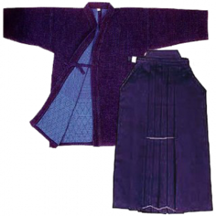 Keiko-gi & Hakama Set
