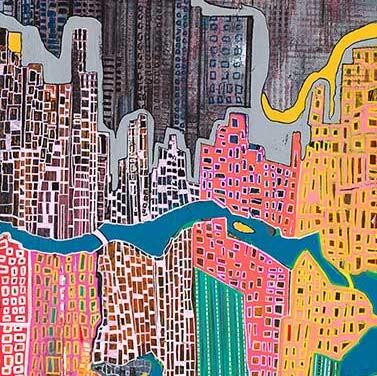 XL Urban landscapes