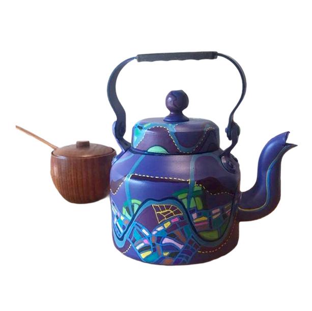 The Chai tea pot II