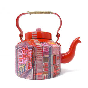 The Chai tea pot