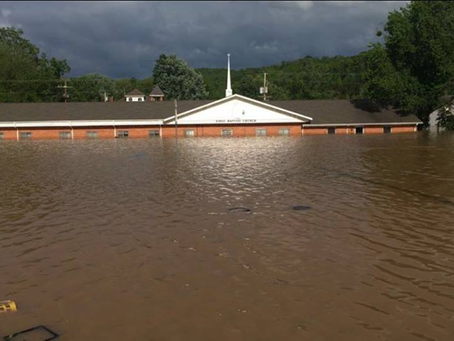 Landscaper's Journal - Flood Control
